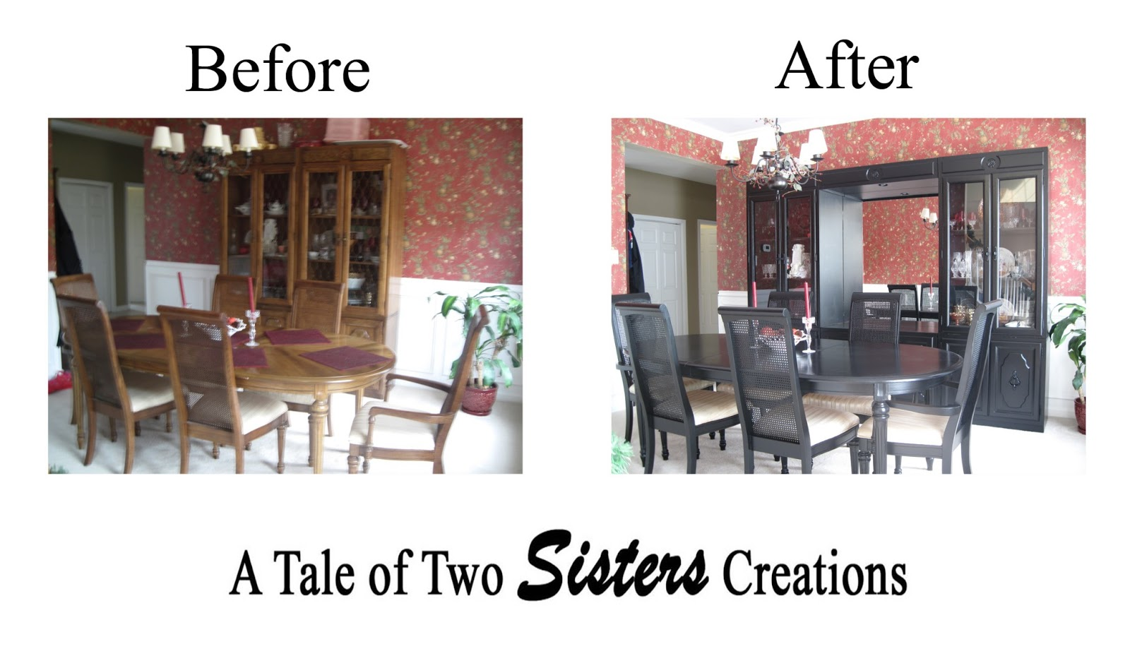 A Tale Of Two Sisters Creations How To Paint Furniture