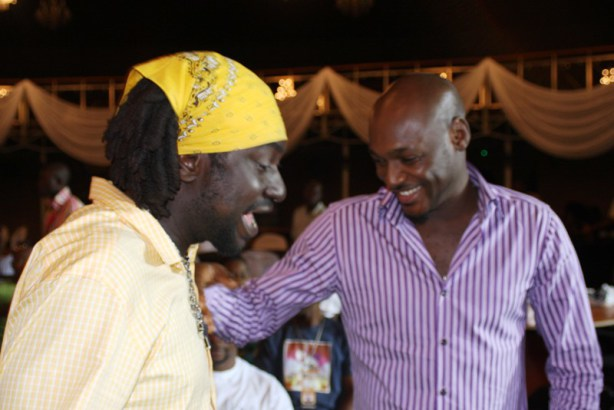 VIDEO 2face Idibia Shocked By BlackFaces Allegations Of Song Theft Against Him