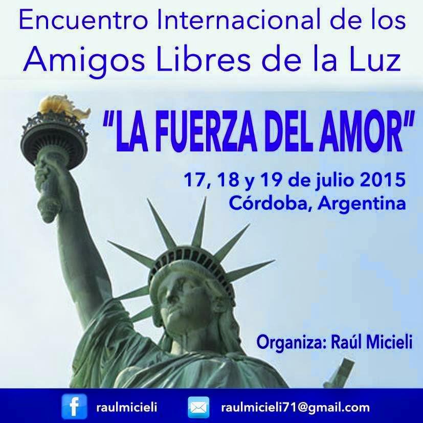 Encuentro internacional de los Amigos Libres de la Luz