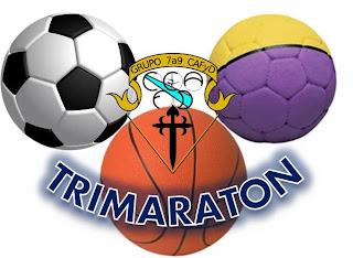 #Trimaraton