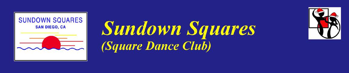 Sundown Squares, Square Dance Club