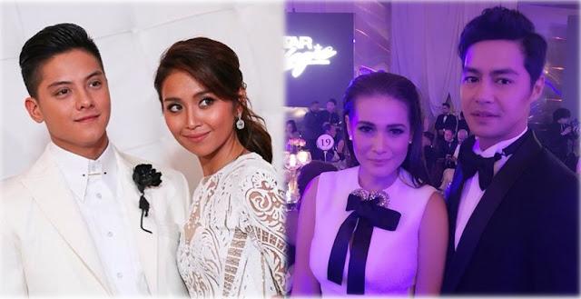 Kapamilya hottest loveteam KathNiel and real-life couple Bea and Zanjoe