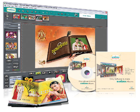 karizma photo album software full version free