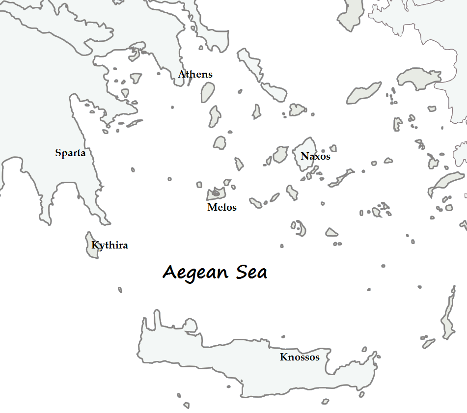 Scott Rhine Books Maps Of Ancient Greece