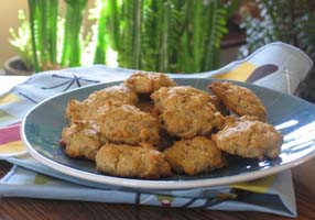 Weight Loss Recipes : Sweet Potato Cookies