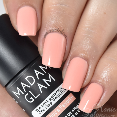 Madam Glam One Step Hubby's Favorite Swatch