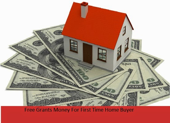 Free Grants Money For First Time Home Buyer