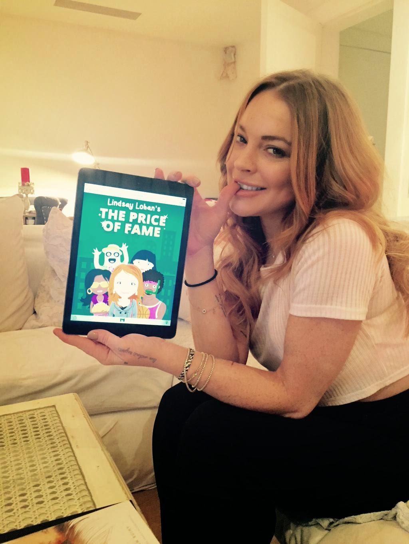 Lindsay Logan Release New Game