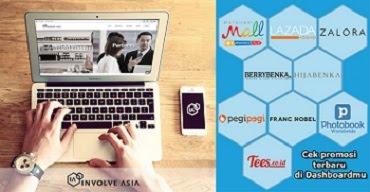 Pendaftaran Involve Asia
