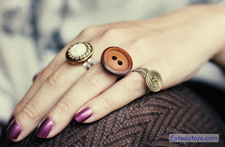 Easy DIY ring