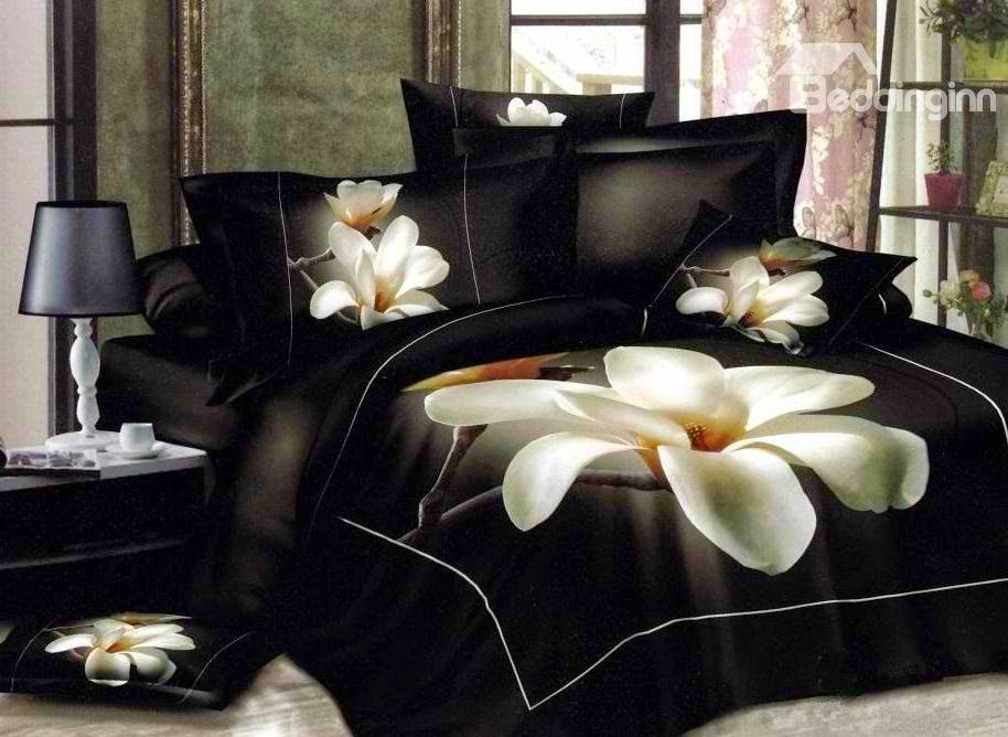 http://www.beddinginn.com/product/White-Big-Magnolia-Flower-3d-Print-4-Piece-Duvet-Cover-Bedding-Sets-10528741.html