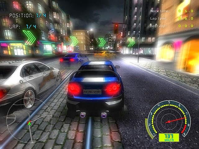 Street racing stars PC game crack Download