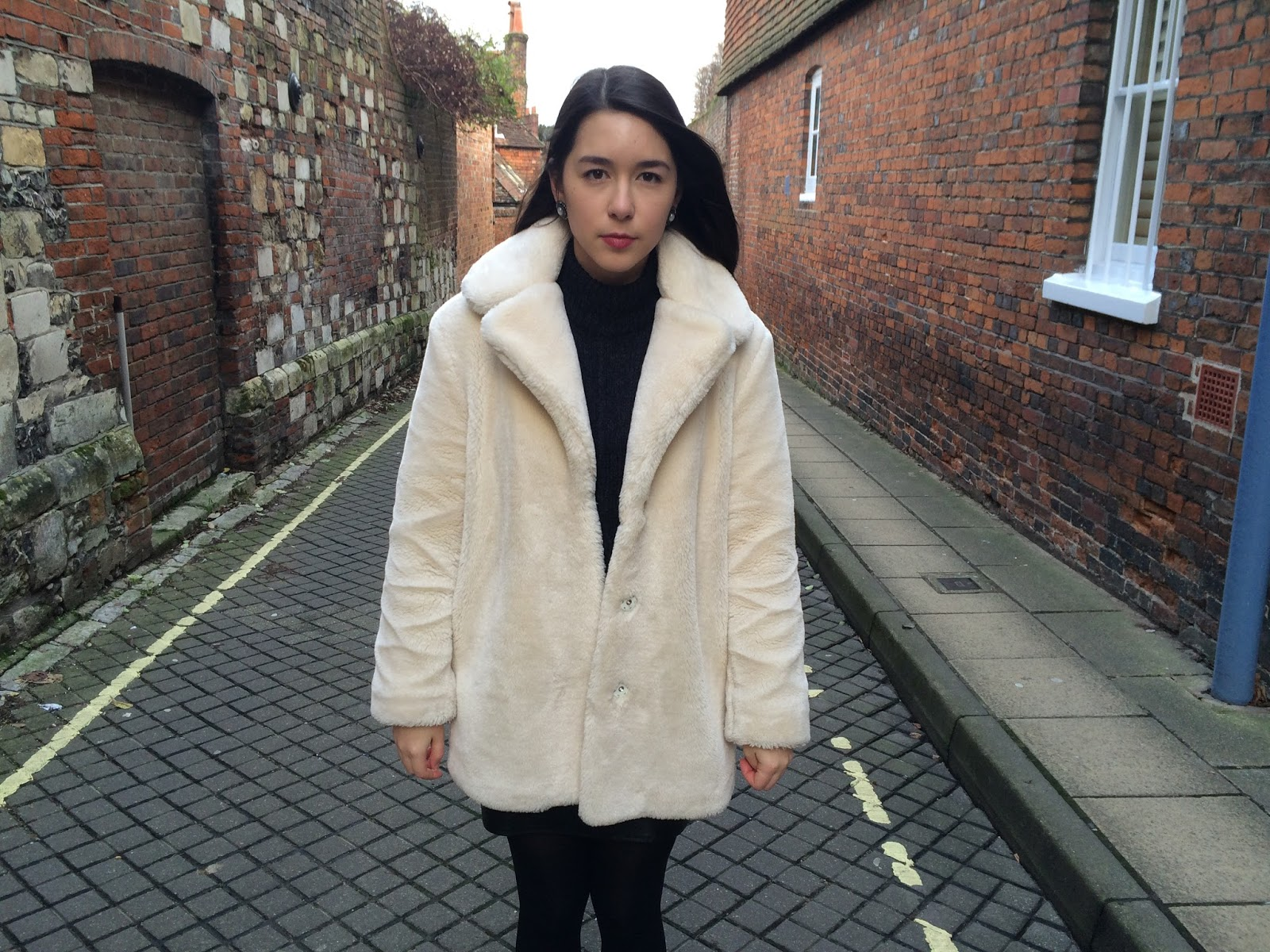 topshop coat, ootd, street style, look, outfit post, fashion blogger