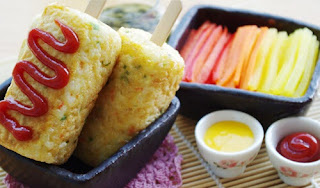 New Style of Fried Rice Recipe (Cơm Chiên Kiểu Mới) 2