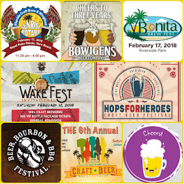 On Tap Florida Events: 2/17