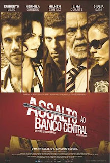 Asalto al Banco Central Online