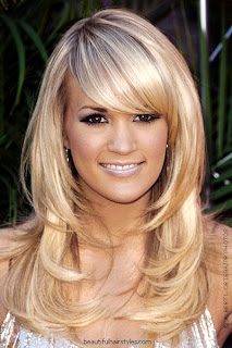 latest long hairstyles pictures long layered hairstyle with bangs Hairstyles for long hair girls