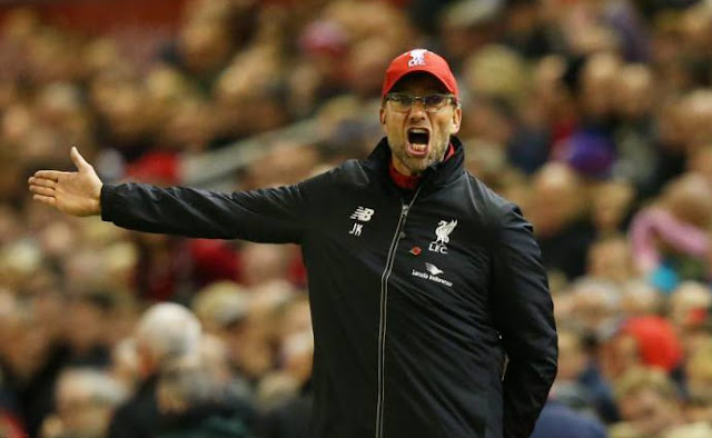 Klopp was unhappy with the fans (Picture: Getty Images)