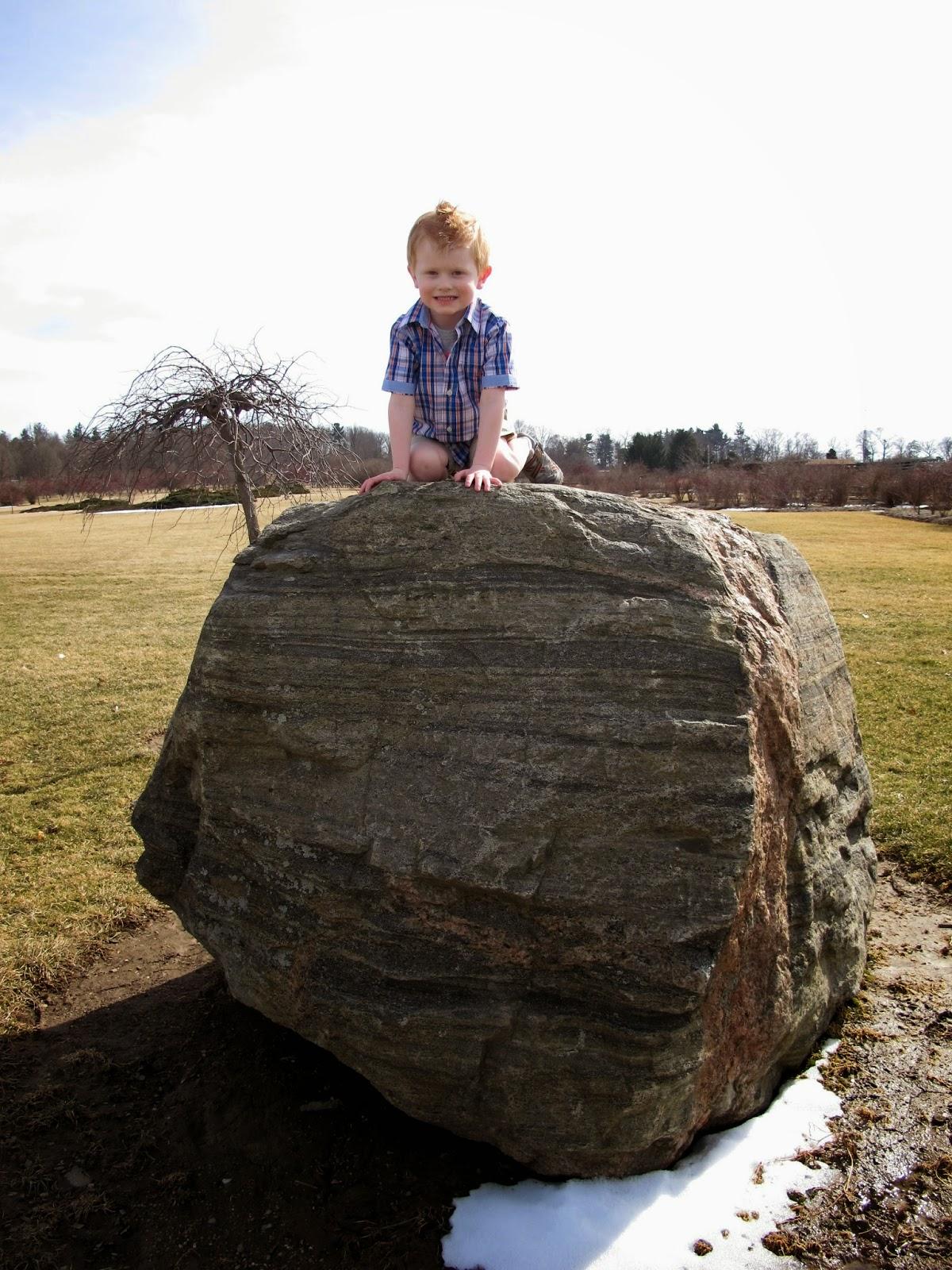 Rock Climbing Porter