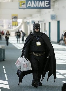 Batman gordo