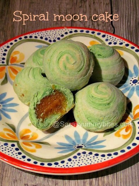 Spiral Moon Cake - IFC #1