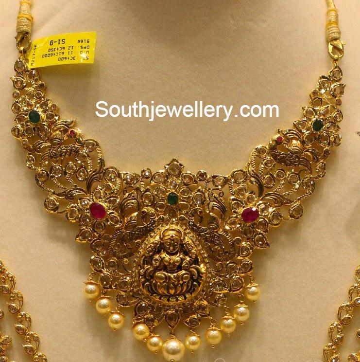 pacchi temple necklace