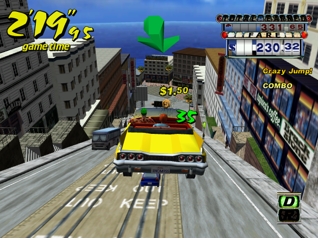 crazy taxi download full version