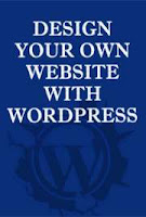 Design Your own website with wordpress book