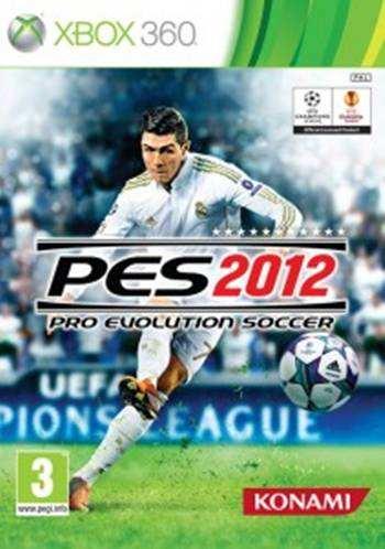Pro Evolution Soccer 2012 [PES 12] XBOX 360 Full Español NTSC Descargar DVD9