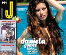 Gatas QB - Daniela Gomes Revista J 464