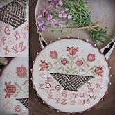 Blooming Spring Pinwheel