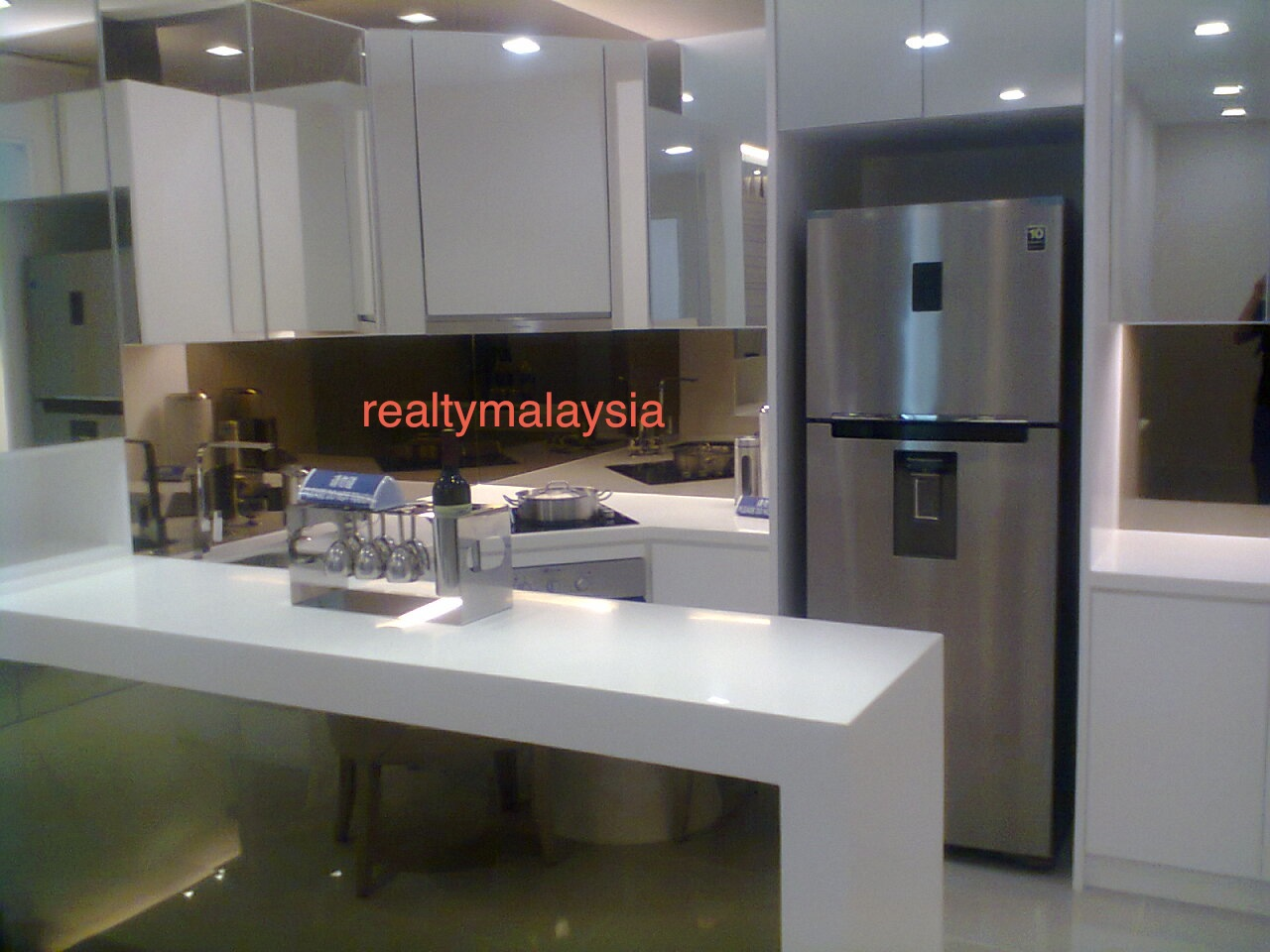 Real estate investments in malaysia bangsar southview for Kitchen decoration malaysia