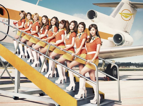 SNSD Album Ke-2 Jepang 'Girls & Peace'