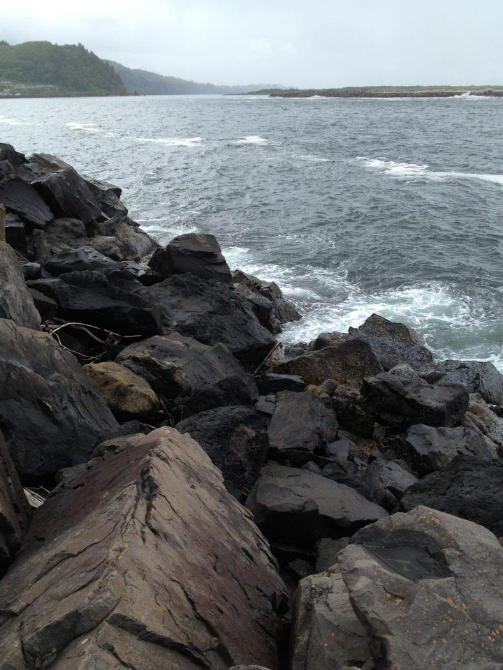 Things i like to do sea bass fishing for Jetty fishing oregon