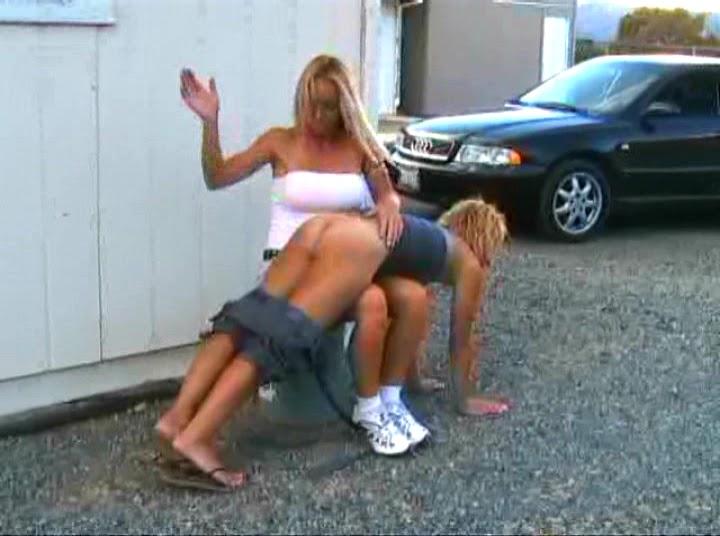 free real spanking