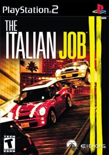 CHEAT THE ITALIAN JOB PS2