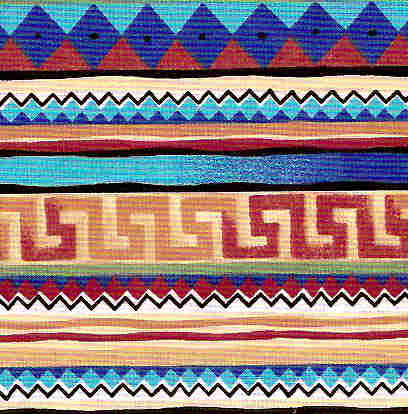 Thrifted Paradise: Tattoo 2: Aztec Patterns