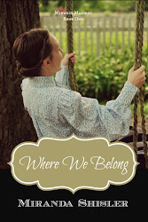 Where We Belong by Miranda Shisler