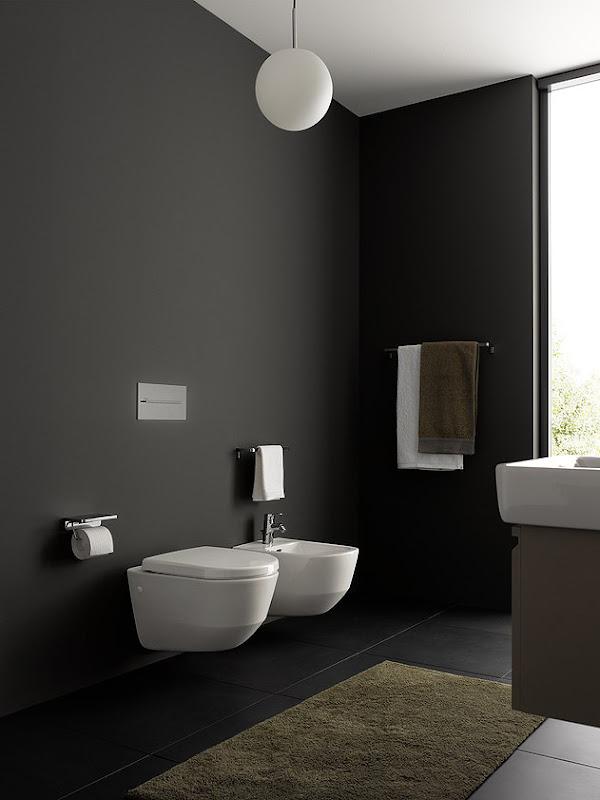 Laufen Pro de Peter Wirz, diseño asequible en el cuarto de baño ...