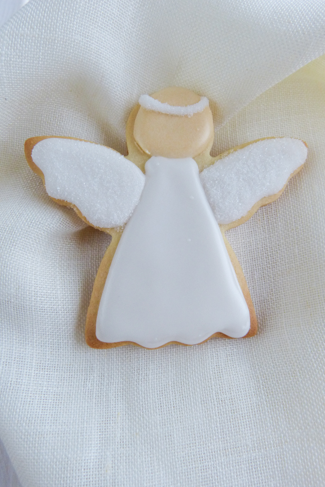 Decorar galletas con azúcar