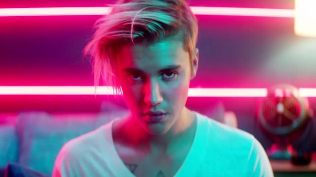 Justin Bieber divulga faixa do seu novo álbum