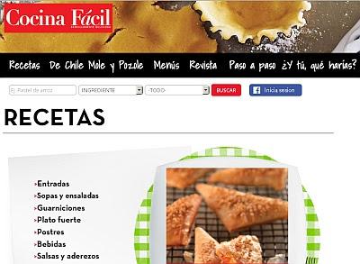 http://www.cocinafacil.com.mx/