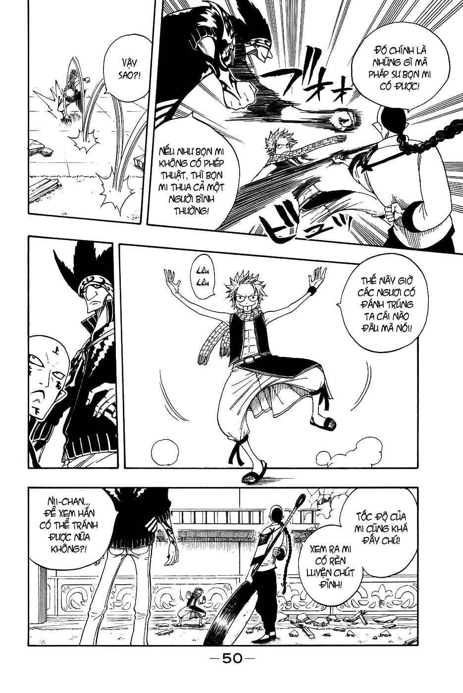 Fairy Tail chap 7 page 8 - IZTruyenTranh.com
