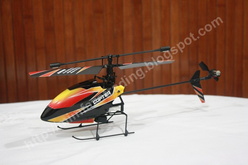4ch copter micro series instructions