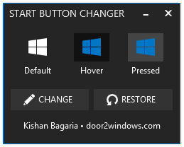 Windows 8.1 Başlat İkonu Değiştirme