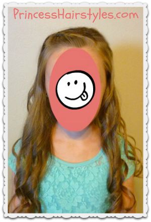 Hairstyles For 5th Grade : Picture day hairstyles for girls princess