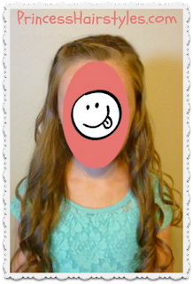 school pictures hairstyle idea
