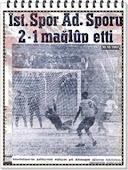 Adanaspor birinci liğ mücadelesi verdiği 1967 yıllarından.