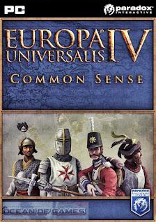 Europa Universalis IV: Common Sense Cover