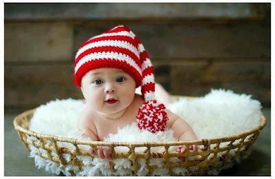 Sweet Little Baby Kid